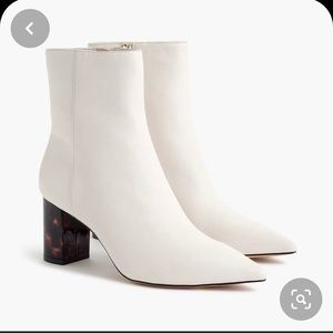 Jcrew Point Toe Sadie Booties